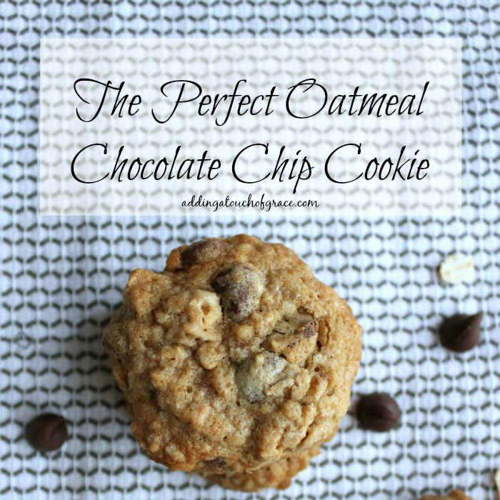 Pumpkin Oatmeal Chocolate Chip Cookies Recipe Love And ...